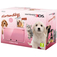 3DS Rosa Corallo+Nintendogs+Cats:Golden Retriever product photo Default thumbnail