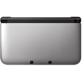 3DS XL Argento/Nero product photo