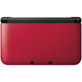 3DS XL Rosso+Nero product photo
