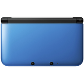 3DS XL BLU/NERO product photo