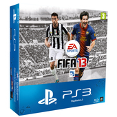 PS3 500 GB + FIFA 2013 product photo