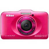COOLPIX S31 PINK product photo