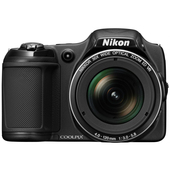COOLPIX L820 BLACK product photo