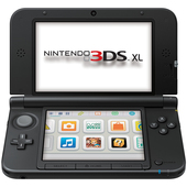 3DS XL product photo