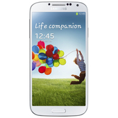 Samsung Galaxy S4 White product photo