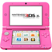 3 DS XL ROSA product photo