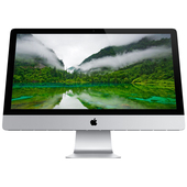 "iMac 27"" i5 1TB GeForce GTX  ME089T/A product photo"