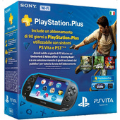 PS Vita WiFi+MemCard 8GB+PS Voucher 90gg product photo