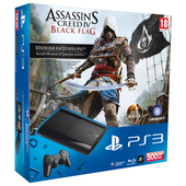 Ps3 500gb + Assassin's 4 + The Last of Us product photo