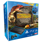 Ps3 12gb + Dinosauri + Move product photo