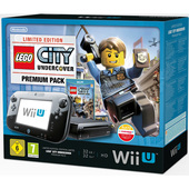 Wii U Lego City Premium Pack product photo