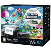 Wii U Mario & Luigi Premium Pack product photo