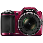 COOLPIX L830 RED product photo