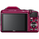 COOLPIX L830 RED product photo Foto4 thumbnail