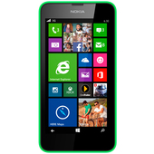 Lumia 630 Verde product photo