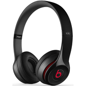 BEATS Beats Solo2 On-Ear - Black
