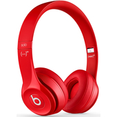 BEATS Beats Solo2 On-Ear - Red