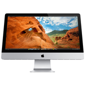 "iMac 21.5"" i5 500GB MF883T/A product photo"