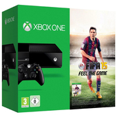 Xbox One + FIFA15 product photo