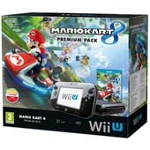 Console Wii U Mario Kart 8 Premium Pack product photo