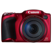 PowerShot SX400 IS - Red product photo