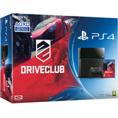 PlayStation 4 500 GB + Driveclub product photo