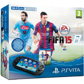 Ps Vita 2000 + Fifa 15 product photo