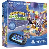 SONY ENTERTAINMENT PS Vita 2016 + Looney Tunes