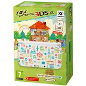 NINTENDO New Nintendo 3DS XL + Animal Crossing: Happy H. D.
