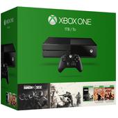 MICROSOFT Bundle Xbox One 1TB + Rainbow 6 Siege