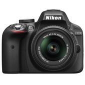 NIKON D3300 + 18–55mm f/3.5–5.6G II + SD 8GB
