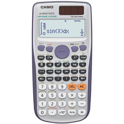 CASIO FX-991ES Plus  Default image