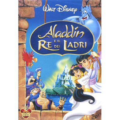 WALT DISNEY Aladdin E Il Re Dei Ladri  Default image