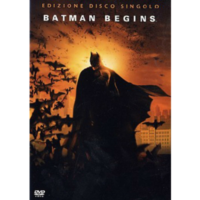 WARNER BROS Batman Begins  Default image