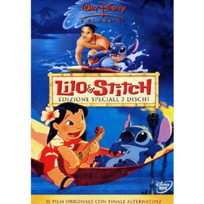 WALT DISNEY Lilo E Stitch  Default image