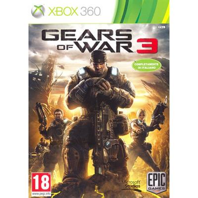 MICROSOFT Gears of War 3  Default image