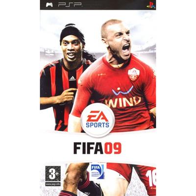ELECTRONIC ARTS FIFA 09  Default image