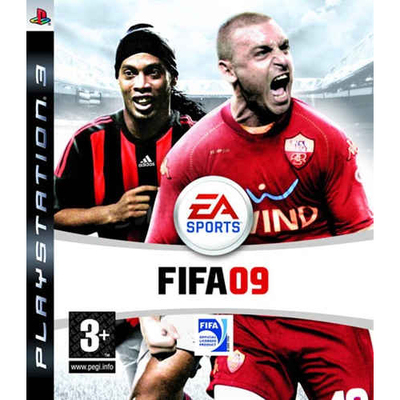 ELECTRONIC ARTS FIFA 09  Default image