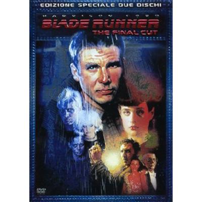 WARNER BROS Blade Runner (The Final Cut) (2 Dvd)- DVD Film  Default image