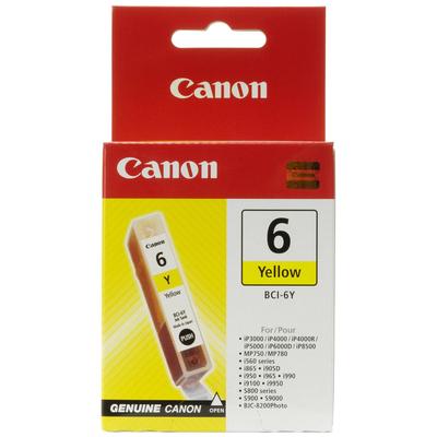 CANON BCI-6Y  Default image