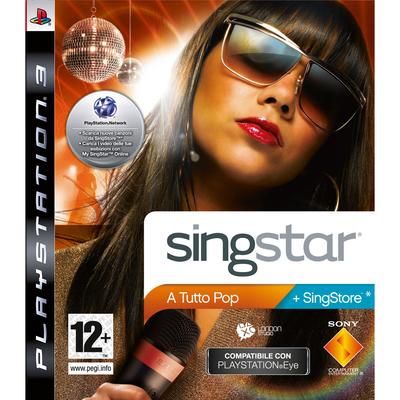 SONY ENTERTAINMENT Singstar a tutto pop  Default image