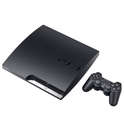 SONY ENTERTAINMENT PS3 Slim 120GB  Default image