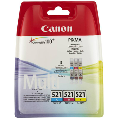 CANON CLI-521 C/M/G  Default image