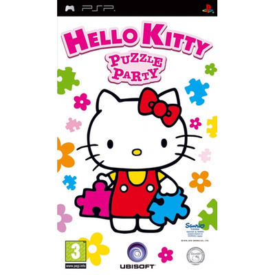 UBI SOFT Hello Kitty Puzzle Party  Default image