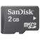 SANDISK 3100153 - MICRO SD 2GB  Default thumbnail