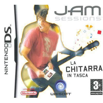 UBI SOFT Jam Sessions La Chitarra in Tasca  Default image
