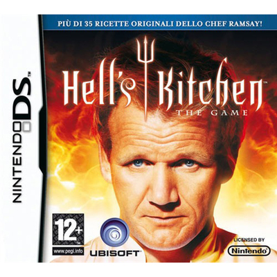 UBI SOFT Hell's Kitchen  Default image