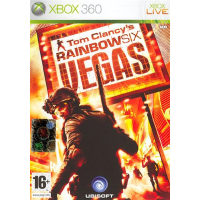 UBI SOFT Rainbow Six Vegas  Default image