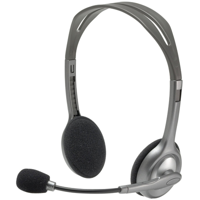 LOGITECH Stereo Headset H110  Default image