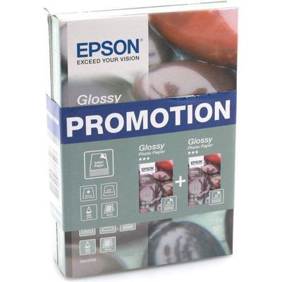 EPSON Glossy Photo Paper Bogof  Default image